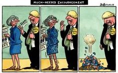 Gallery: Telegraph cartoons, September 2017