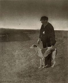 Peter Henry Emerson, 'The Poacher - A Hare in View' |