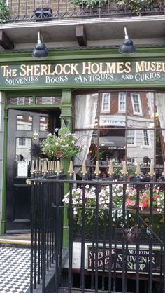 Le Musée Sherlock Holmes à Londres  