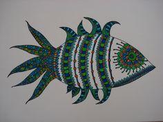 Fish  by Amoreena Rathke Clark