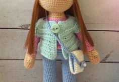 Muñeca amigurumi Molly