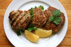 Mediterranean Turkey Burgers packed with nutrition and flavor via http://beyondthebite4life.blogspot.com/2014/12/hidden-liver-mediterranean-turkey.html #aip #paleo #primal