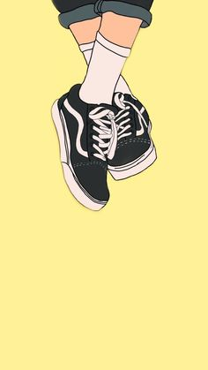 Get Latest Vans Background for Android Phone Today by Uploaded by user Iphone Wallpaper Illustration, Iphone Wallpaper Images, Tumblr Wallpaper, Wallpaper Quotes, Black Aesthetic Wallpaper, Aesthetic Iphone Wallpaper, Aesthetic Wallpapers, Sneakers Wallpaper, Shoes Wallpaper