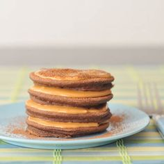 chocolate peanut butter pancakes - can't believe this is vegan and gluten free.
