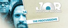 """WIB Presents – """"Just One Record"""" #26 – THE PROCUSSIONS"""