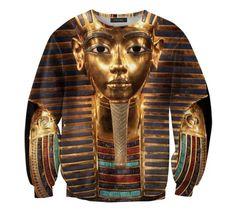Rad   Pharaon Sweater
