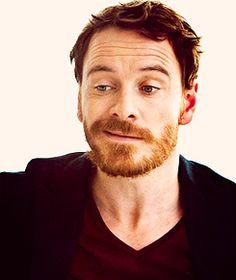 Love the ginger beard.
