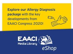 EAACI (@EAACI_HQ) / Twitter Image Newsletter, Think On, Nobel Prize, User Guide, Pediatrics, Allergies, Twitter Sign Up, Clinic, Digital