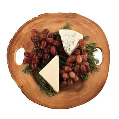 Purchase Rustic Farmhouse Acacia Wood Cheese Board by Twine from True Brands on Dot & Bo. Share and compare all Kitchen. Wooden Chopping Boards, Wood Cutting Boards, Cheese Cutting Board, Cheese Boards, Brunch, Grazing Tables, Gourmet Gifts, Charcuterie Board, Wood Slices