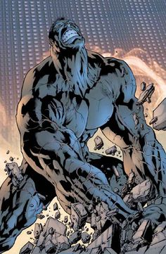 Ultimates #5 - The Hulk by Bryan Hitch