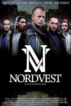 'Nordvest' poster and logo design  www.totcph.com