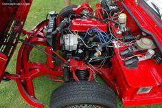 Triumph Spitfire MK3 Engine - in 2 motorsports