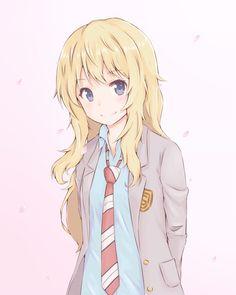 Kaori Miyazono cute smile