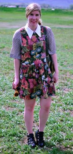 Hannah from The Braided Bandit · DIY Fashionista · Cut Out + Keep Craft Blog