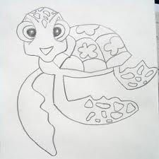 sea turtle print baby room - Google Search