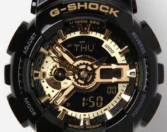 G-Shock analog x digital