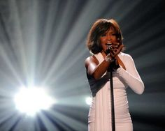 Gone much too soon.    I will always love you ..... Whitney ....