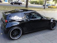 smart roadster from  lowmegas
