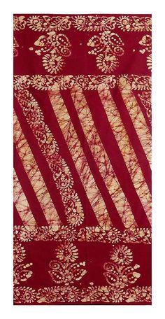 Dark Red Batik Cotton Lungi (Cotton) Tribal Pattern Art, Textile Pattern Design, Batik Pattern, Design Patterns, Textile Patterns, Abstract Pattern, Fabric Design, Print Patterns, Batik Art