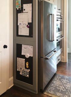 MagPanel™ Magnetic Board, Magnetic Dry Erase, FreeStanding Display And  Magnets   Kitchen Storage   Pinterest   Best Board, Magnetic Wall And  Display Ideas