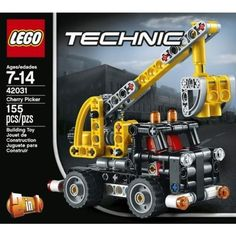 Lego 42031 Technic Cherry Picker Set New/Sealed!! 155pcs  Ages 7+ Great Set!! #LEGO