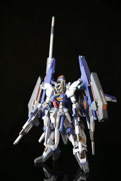 "Custom Build: HGBF 1/144 Build Gundam MK II ""Improved"" - Gundam Kits Collection News and Reviews"