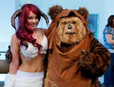 Shitest Ewok ever!