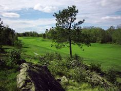 Idylwylde Golf  CC was the last course I worked on.  Nice course for Northern Ontario