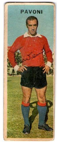 1968 Ricardo Elvio Pavoni - Club Atletico Independiente de Avellaneda