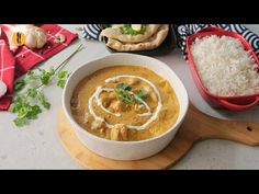 White Butter Chicken Recipe by Food Fusion - YouTube Chicken Gravy, Butter Chicken, Fusion Food, Chicken Recipes, Curry, Ethnic Recipes, Youtube, Fall, Asia