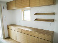 キッチンバックカウンター 無印の家 | エセおしゃれ夫婦の備忘録