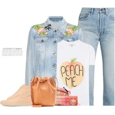 Millions Of Peaches... Outfit Idea 2017