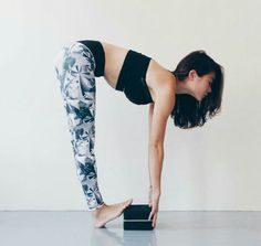 Get the most out of your yoga practice with blocks.