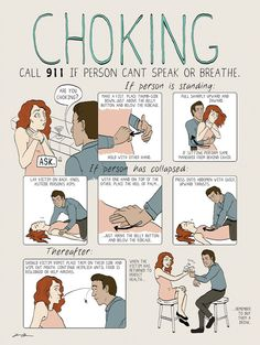 "Choking Poster by Lara Antal (featured in the Wall Street Journal!) - - 18""x24"""
