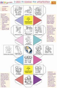 [Lavoretti Creativi] Il rombicubottaedro del Giubileo | Vita Diocesana Pinerolese
