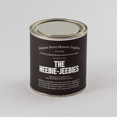 Induces an immediate, tangible and most marvellous sensation of the Heebie-Jeebies, quickly relieving all cases of Well-Being, Joy, Warmth and General Happiness. An agreeable substitute to the Collywobbles; may contain traces of mild peril.