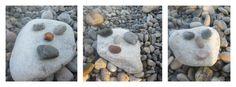 Pebbleheads @ the beach