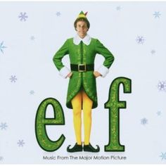 "Elf Original Motion Picture Soundtrack on LP First Time on Vinyl - Features ""Zooey Deschanel & Leon Redbone!""The soundtrack for the lovable Elf holiday film Elf Movie, Movie Tv, Funny Christmas Movies, Christmas Music, Christmas Humor, Christmas Ideas, Merry Christmas, Holiday Fun, Musica"
