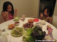 Kimchi Fried Rice (Great Korean Recipe Blog)