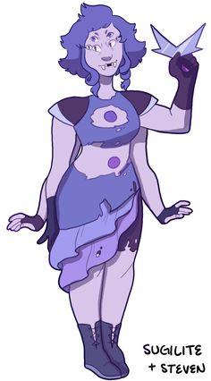 Steven Universe, Garnet, & Amethyst