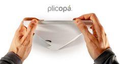 Plicopá bottom lock. Check Plicopá's all prototype photos! http://www.indiegogo.com/projects/plicopa