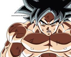 Goku - Ultra Instinct: Super Dragon Ball Heroes by HinaSatoSuper on DeviantArt Dragon Ball Z, Mirai Gohan, Super Hero Games, Manga, Goku Ultra Instinct, Aperture And Shutter Speed, Ssj3, Ball Drawing, Goku Super
