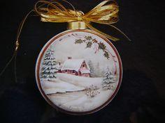 Sentimental Christmas packet by Brenda Stewart