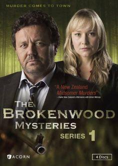 The Brokenwood Mysteries, Series 1 & 2 | July 2016