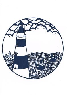 Lighthouse - Kirsty. M