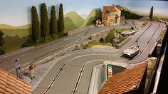 SlotForum -> Mini Mille Miglia Track Completed