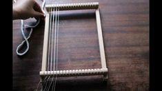 3 manières de monter son fil de chaîne sur son métier à tisser. Let's go weaving !