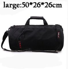 Men Travel Bags Women Luggage Duffle Bag Shoulder Gym Sports Bag Waterproof  Folding 76070ce90882b