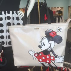 Surprise! Kate Spade Releases New Minnie Mouse Pieces