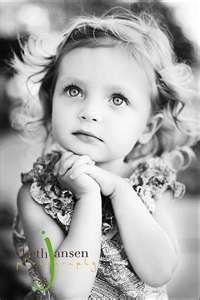 black and white toddler photo. OMG! She is sooooooo cute!                                                                                                                                                      More